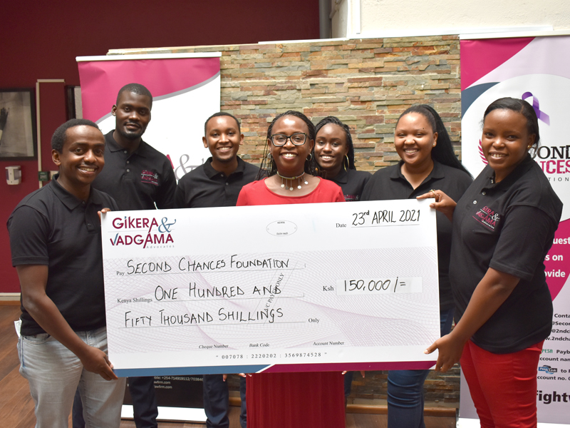 GVA CSR Second Chances